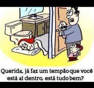 Imagem mãebanheiro